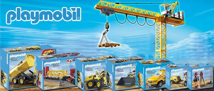 Playmobil Bouw