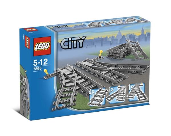 Lees Meer... : Lego 7895 Wissels